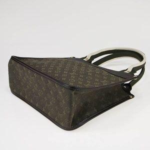 db4e092b3523a Louis Vuitton Bags - Louis Vuitton Kathleen Mini Lin Sac Green Vintage